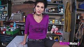 اشتباهات زن کانالهای سگسی تلگرام و شوهر با شیر و صرف شورت.